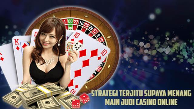 Cara Main Judi Casino Online